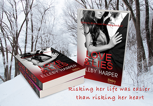 Author Interview – Elleby Harper!